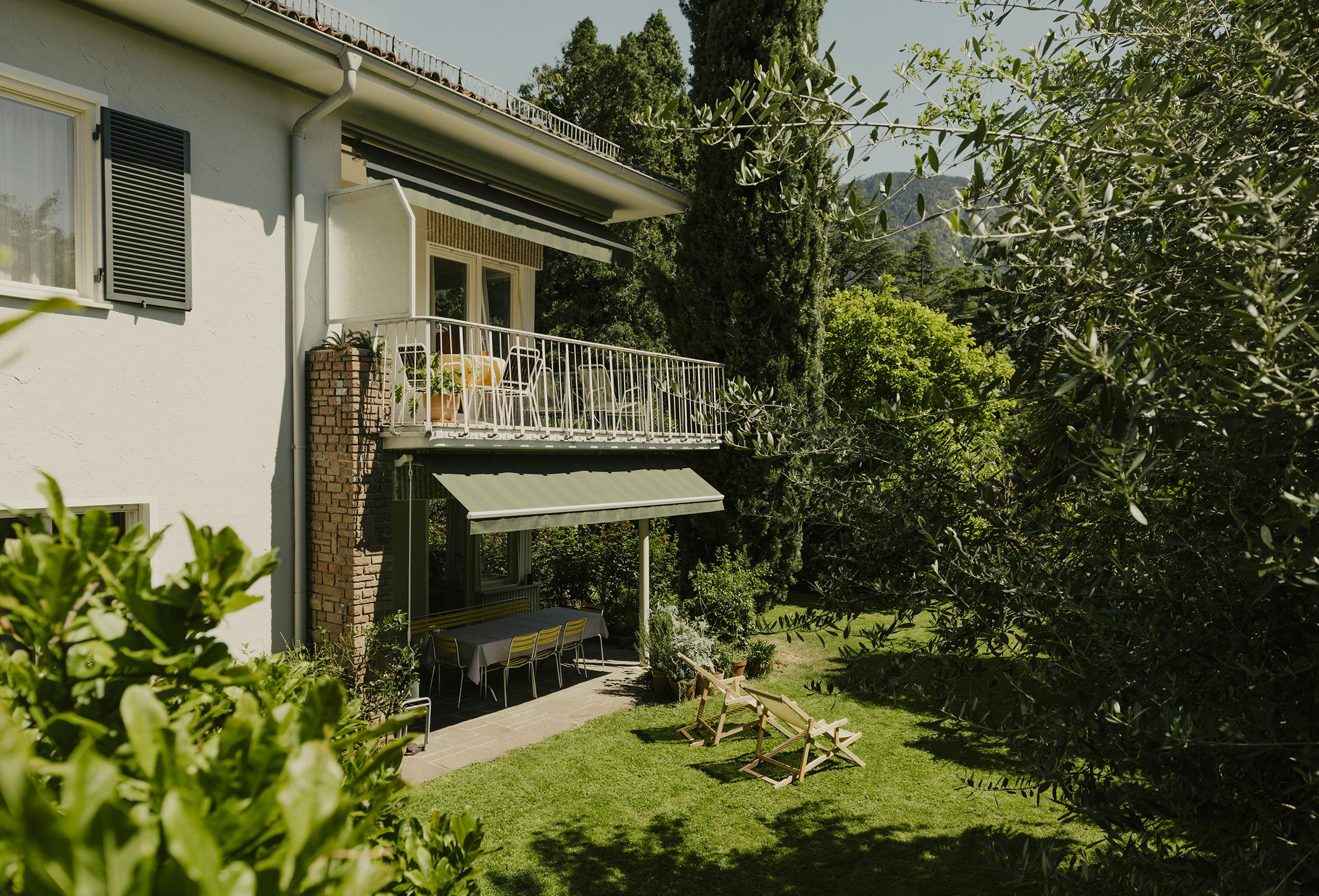 Villa Fluggi 179 (Urlaub im Denkmal)