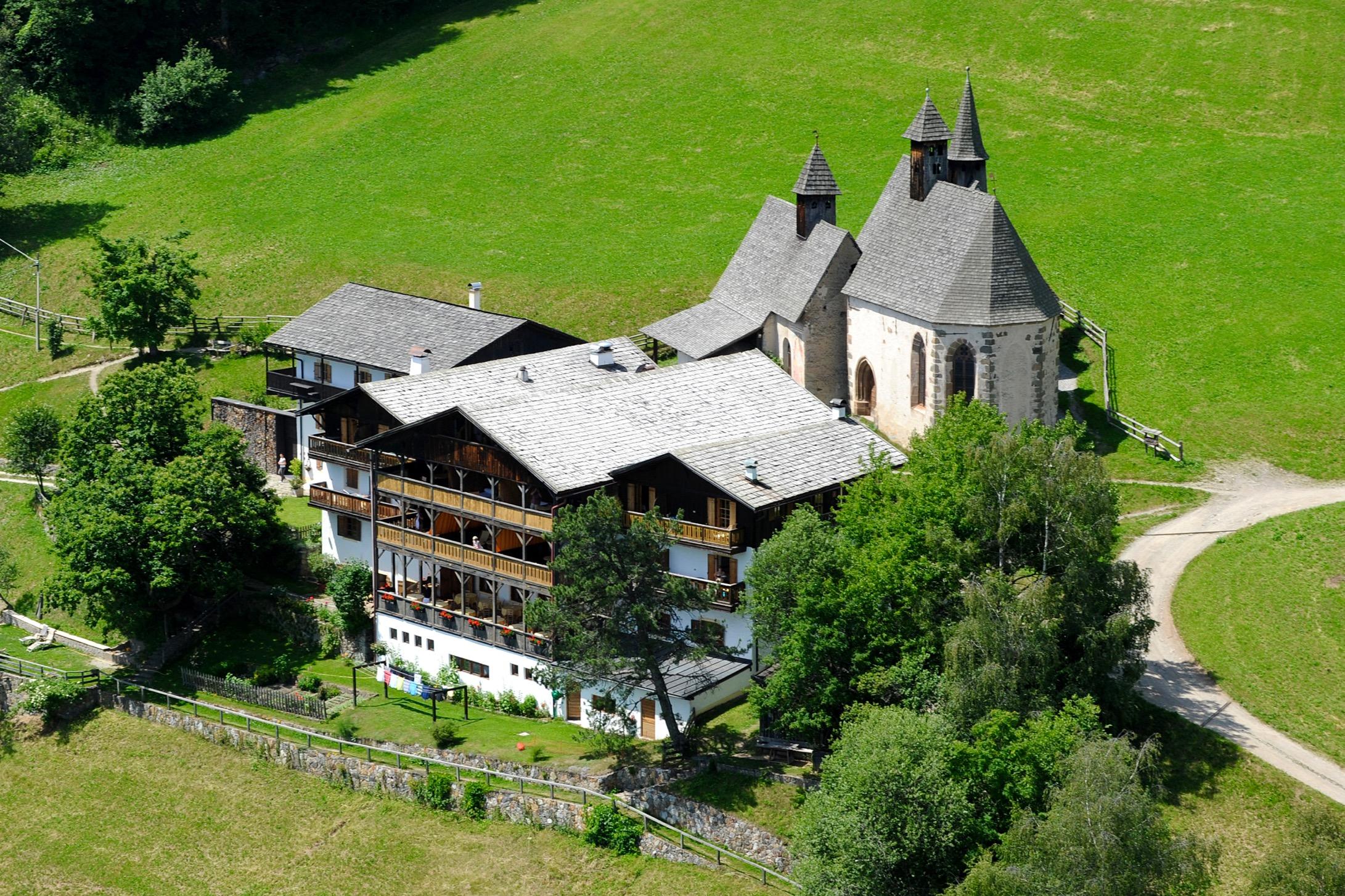 Berggasthof Bad Dreikirchen 96 (Urlaub im Denkmal)