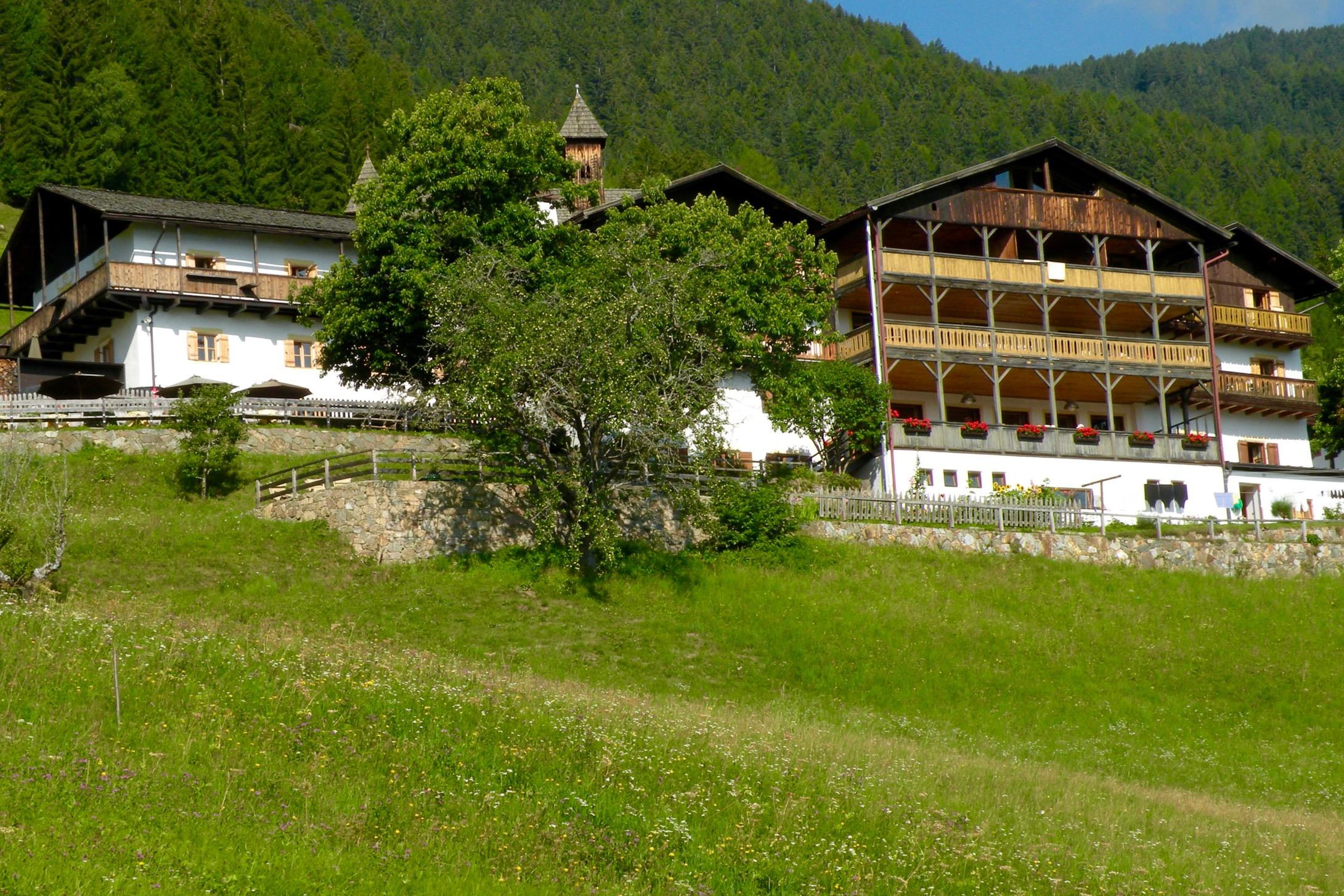 Berggasthof Bad Dreikirchen 97 (Urlaub im Denkmal)