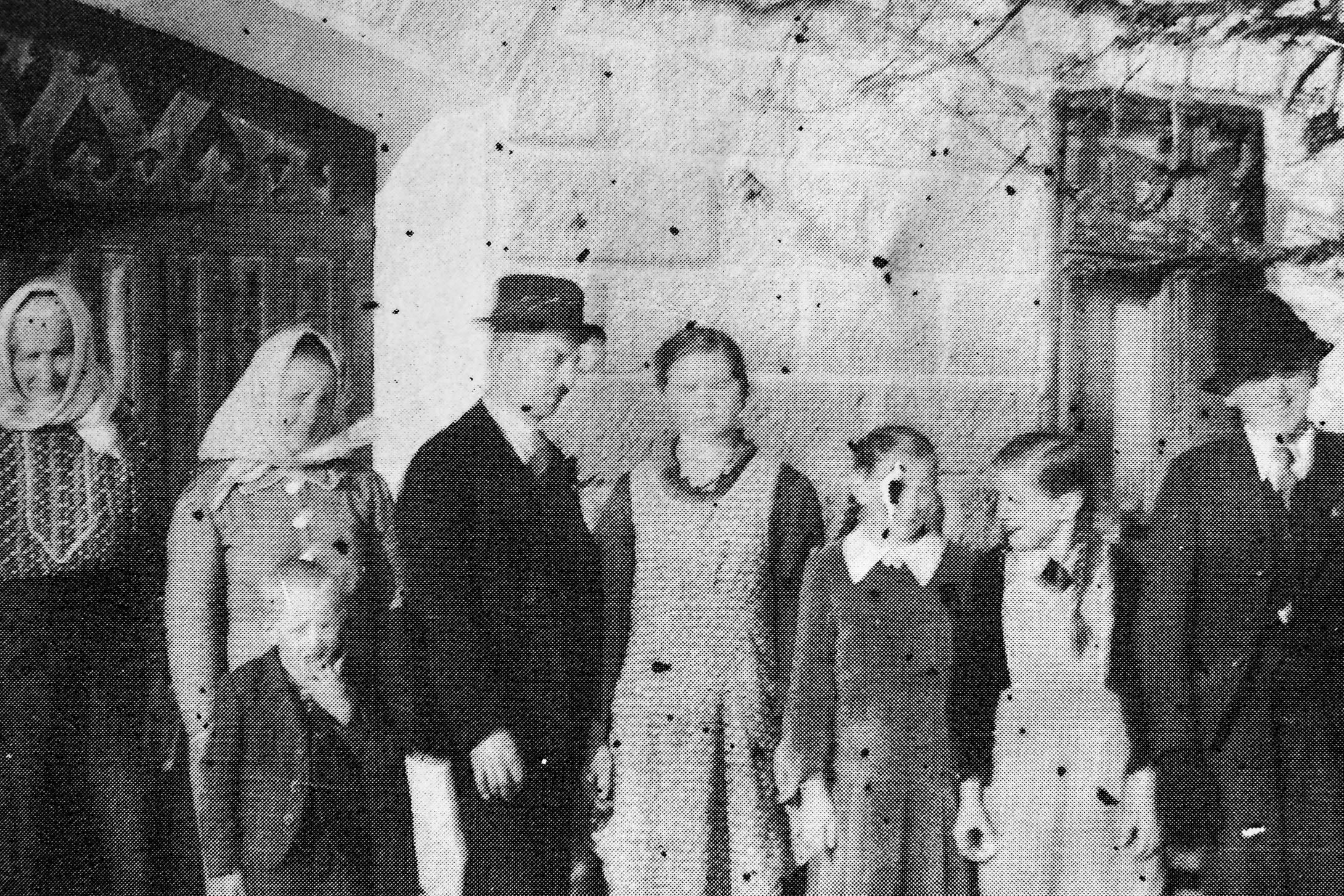 Familie Marko 1942