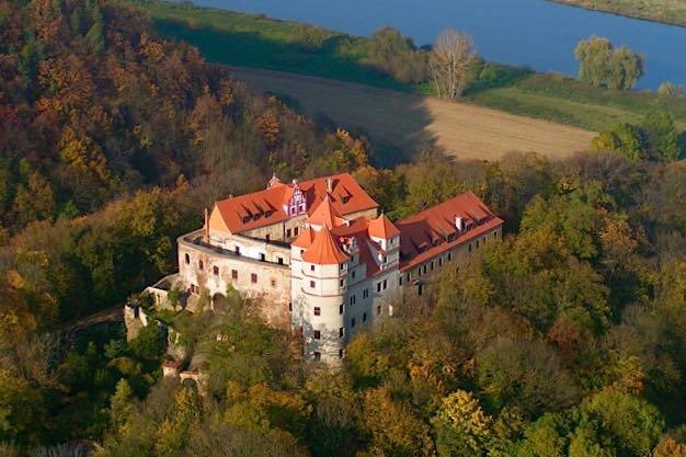 Schloss Scharfenberg
