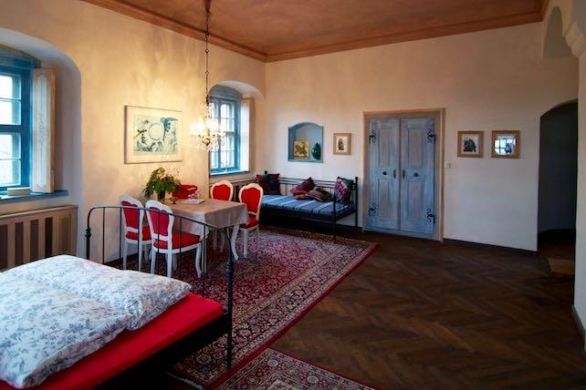 Schloss Scharfenberg 55 (Urlaub im Denkmal)