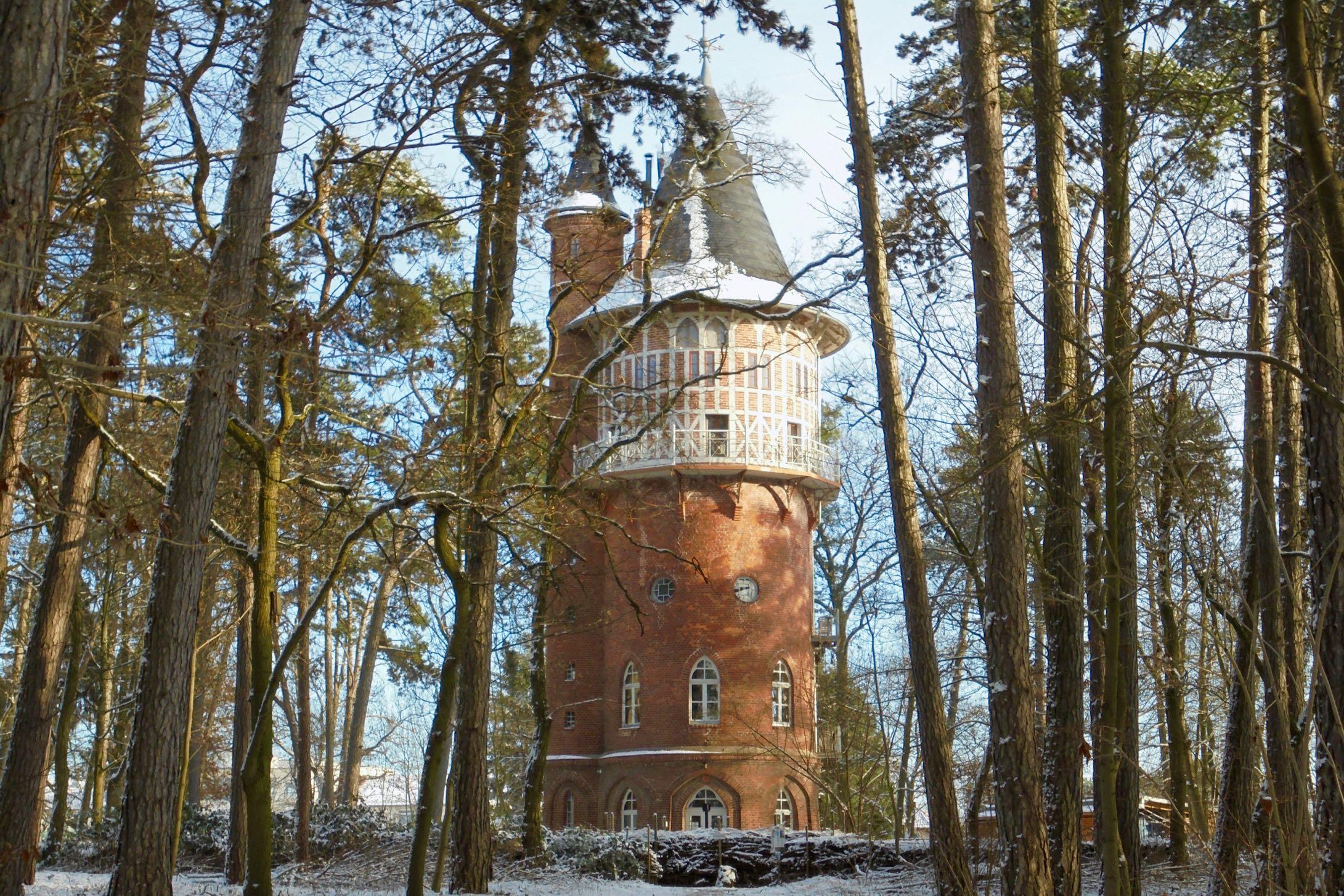 Wasserturm Waren 136 (Urlaub im Denkmal)