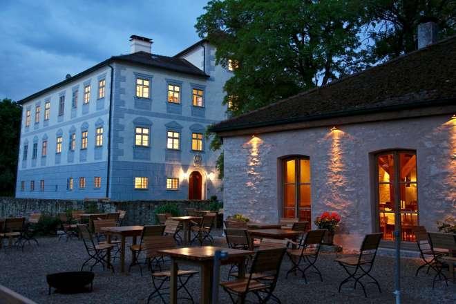 Schloss Hofstetten